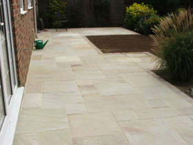 natural paving - Colchester, Essex, Suffolk - All Green Landscapes - natural paving